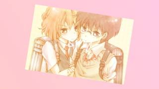 Conan & Ai Haibara - let me love you