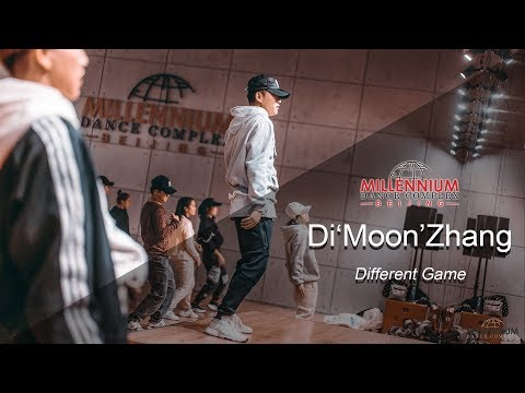 "Jackson Wang/Gucci Mane - Different Game|Choreography by Di""Moon""Zhang[MillenniumBeijing]"