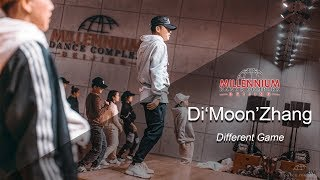 "Jackson Wang/Gucci Mane - Different Game|Choreography by Di""Moon""Zhang[MillenniumBeijing] Video"