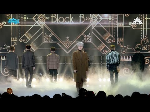 [예능연구소 직캠] 블락비 떠나지마요 @쇼!음악중심_20180113 Don't Leave Block B in 4K