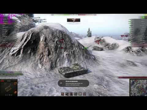 Тест компьютера AMD FX 6300 (33007) игра World of Tanks