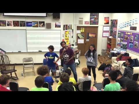 Freestyle Session Punahou School: Nimo w/ 7th Grade Choir