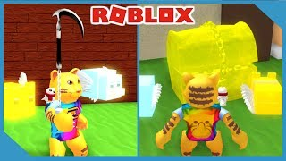Unlocking Secret Item in Roblox Farming Simulator