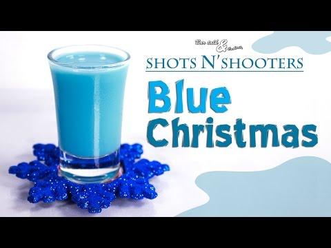 Blue Christmas Shot - Day 4 - 12 Shots of Christmas