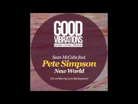 Sean McCabe feat.Pete Simpson - New World (Sean And Lem's Original Vocal)