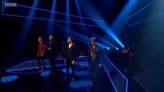 "(11.01.19) Westlife perform ""Hello My Love"" on The Graham Norton Show"