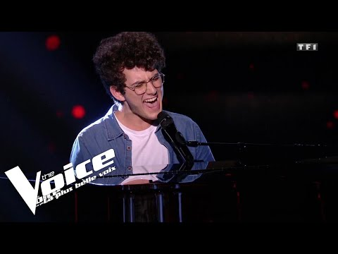 Christine and The Queens - Christine | Gjon's Tears | The Voice 2019 | Blind Audition