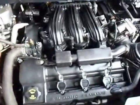 Montando Motor V6 Doge Journey 2 .7 - YouTube