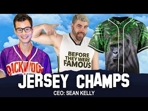 sports shoes ac72c 0e331 Jersey Champs | Before They Were Famous | Sean Kelly ...