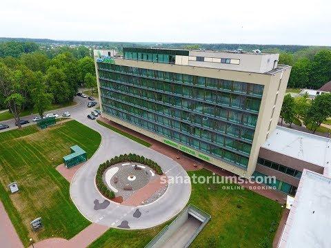 Санаторий Lietuva (Лиетува) - комплекс Grand SPA Lietuva, Друскининкай, Литва - sanatoriums.com