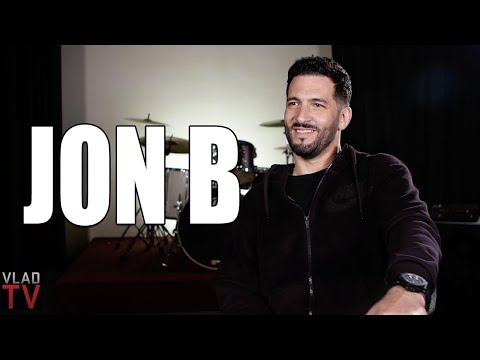 Jon B: There Were No White R&B Singers When I Started - Only Pop Artists (Part 1)