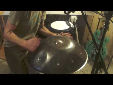 A Song of Ice and Fire w/ Handpan (Game of Thrones Theme Song)