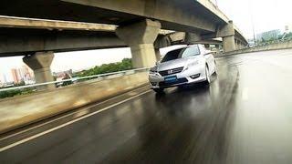รีวิว Honda Accord 2.0 EL/Navi ขับทดสอบ (Full Video Review)