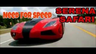 Serena safari songs super car racing amazing Video