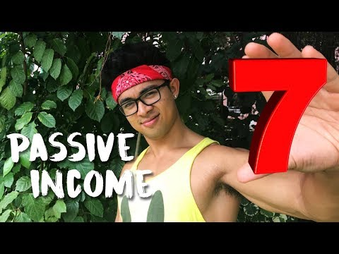 How To Make Passive Income - 7 Ways That Actually Work in 2017