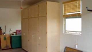 Garage Cabinet Installation And Testimonial By Manny's Organization Station In Tucson Arizona
