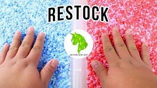 Slime Shop Restock!!! May 25, 2018 - @UniicornSlimeShop