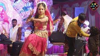 Best shiv parvati ji dance in delhi jagran night 2018 HD 1080p