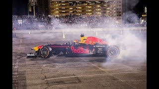 Mobil 1 x Red Bull Racing tearing it up at SEMA Ignited 2017 thumbnail