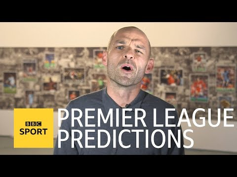 Danny Murphy's predictions: Man Utd, Lukaku & Huddersfield - BBC Sport