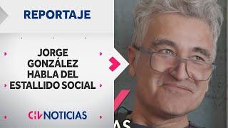 CHV Noticias - Entrevista exclusiva con Jorge González sobre el estallido social