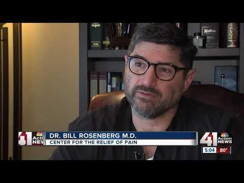 Kansas City Doctor Avoids Opioids Uses Device To Treat Pain
