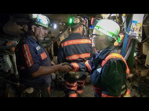 Snyder Tours Greene County Coal Mine