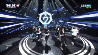live hd   141202 got7 stop stop it sbs the show all about k pop