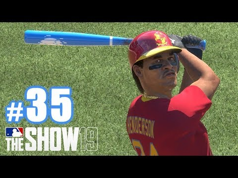 WALK-OFFS ARE MY FAVORITE THING! | MLB The Show 19 | Diamond Dynasty #35
