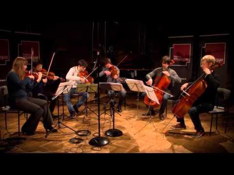 """Arnold Schoenberg : """"La Nuit transfigurée""""  I le Live de la matinale"""