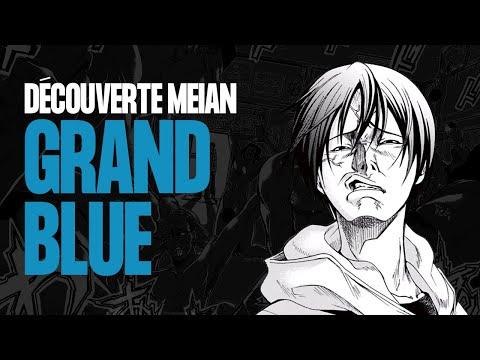 Grand Blue - Meian - Halte Manga N8