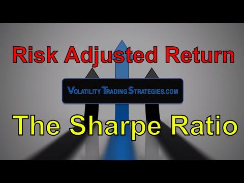 Sharpe Ratio Explained  -  Investment strategies