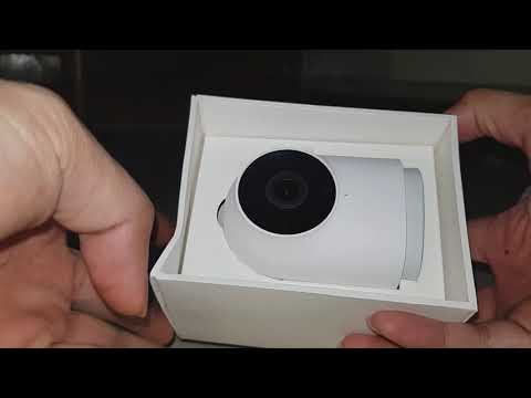 Xiaomi Aqara Smart Camera G2 Gateway Zigbee Unboxing
