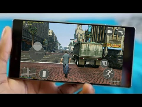 Download GTA 5 Android APK+OBB Work 3gb RAM Phones No Verification ONLY 100mb [Click TO Karo]