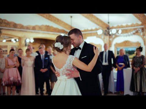 Goście płaczą ze wzruszenia- romantyczny pierwszy taniec 2018