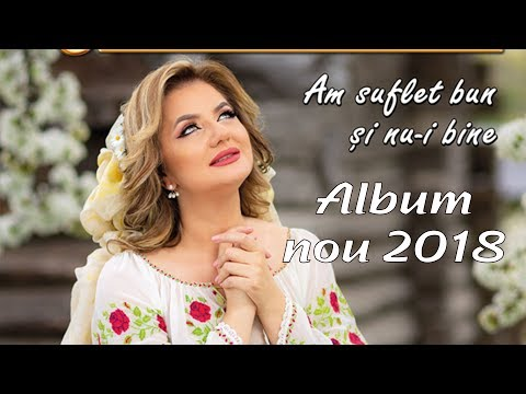 Roberta Crintea - Am suflet bun si nu-i bine - album nou 2018 !!!