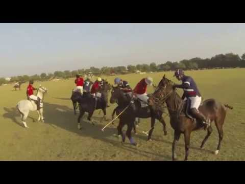 Polo in India Jodhpur Chandna Group vs Central Academy