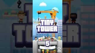 TINY TOWER HACK 2017