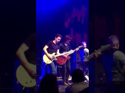 "Matthew Good & Our Lady Peace ""Hello Time Bomb"" Jubilee Auditorium Edmonton March 26, 2018"