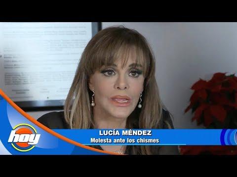Lucía Méndez niega haberse operado los glúteos | Hoy