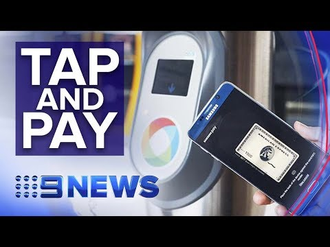 Samsung Unveils Opal Tap And Pay | Nine News Australia