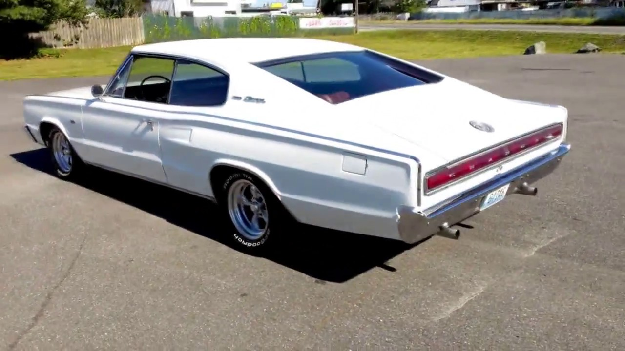 1966 dodge charger youtube