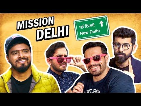 MISSION DELHI   Ft. Flying Beast, Mensutra (and Amit Bhadana ???)