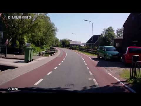 Small tour through typical Dutch villages and landscape.