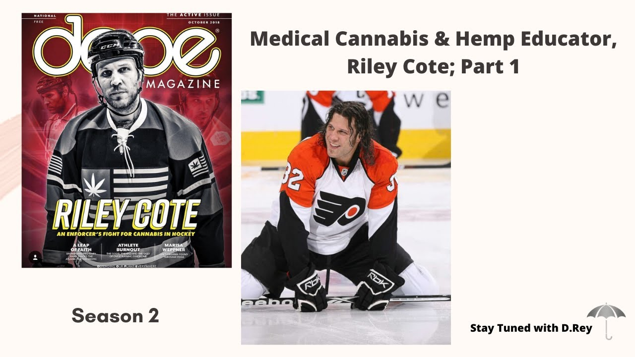 CANNABIS CURATOR RILEY COTE PART 1 on Stay Tuned with D.Rey