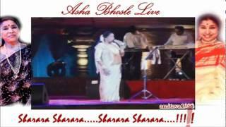 Asha Bhosle Live Sharara Sharara ( Mere Yaar Ki Shaadi Hai )