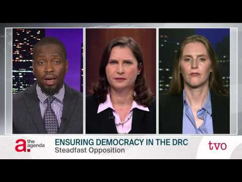Ensuring Democracy in the DRC
