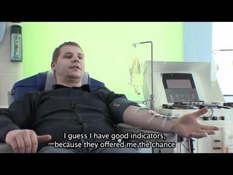 Uudised verekeskusest Afereesist ja afereesi doonoritest
