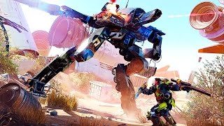 The Surge Gameplay - The Surge Gameplay Footage - PS4 | PS4 Pro - Arcadetane