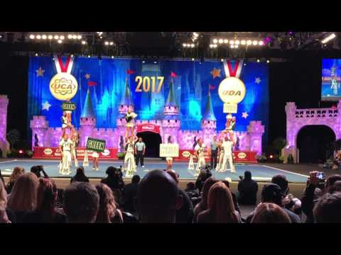 Hawaii Cheer Team - 2017 UCA Coed DI-A Nationals